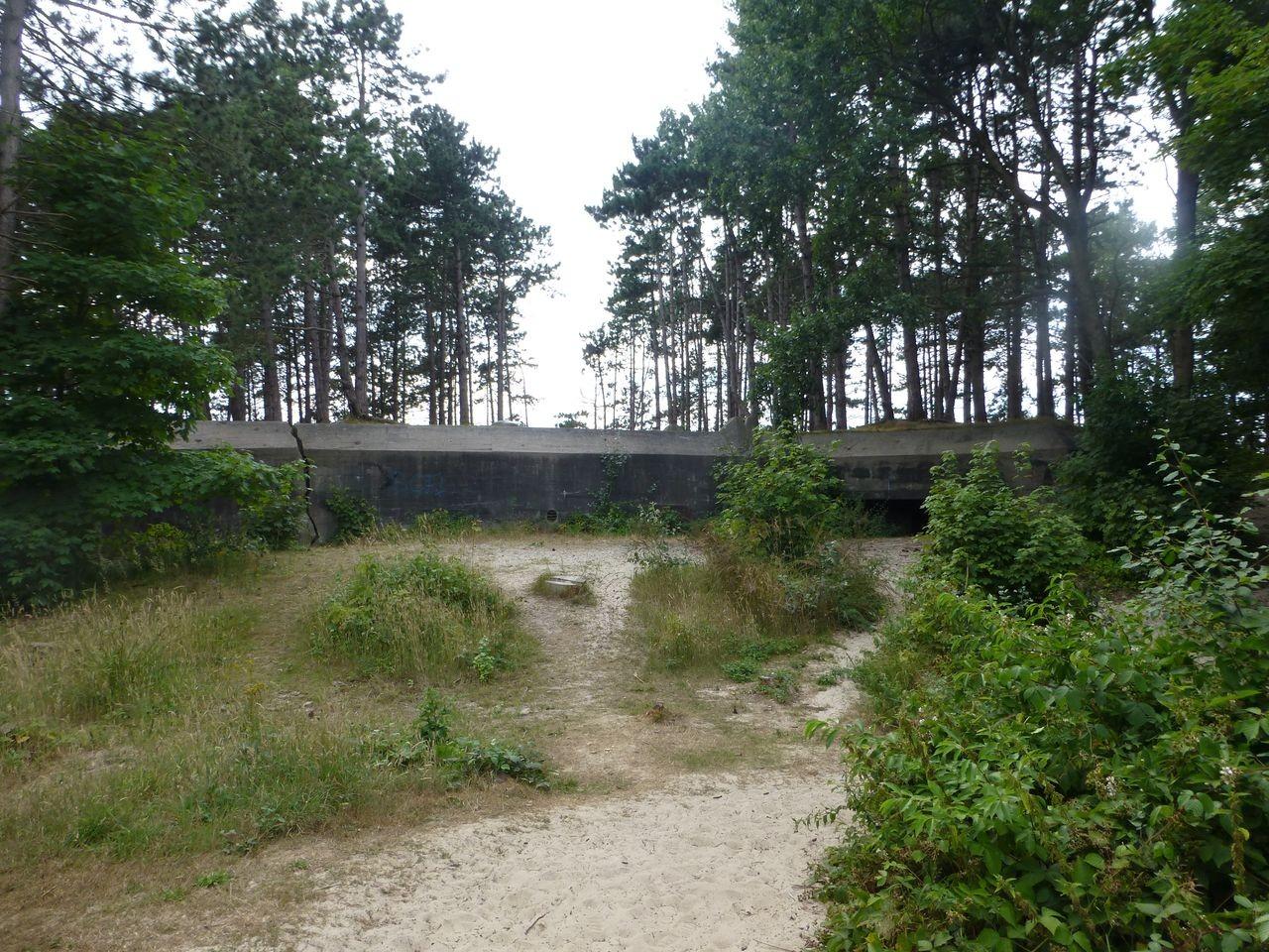 Haamstede bunker
