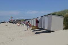 Strandhuisje